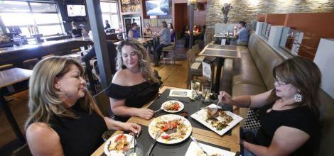 Update to Indoor Dining Capacities in Red Zone Effective March 20