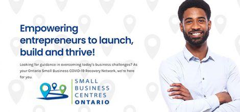 Ontario Small Business Enterprise Centre's Annual Webinar Listings