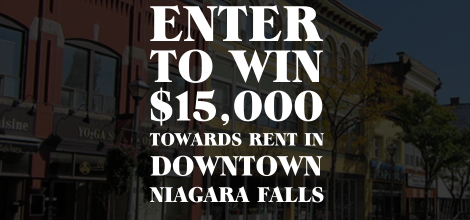 Win this Space - Downtown BIA