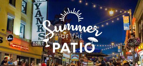 Niagara Falls 'Summer of the Patio' Visitor Guide