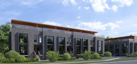 M5V Group of Companies Continues Construction of 'The Niagara Project'