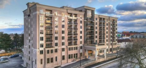 Construction Completed for Wellness Suites Condominiums