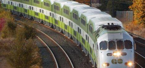 Niagara Weekend GO Trains Return