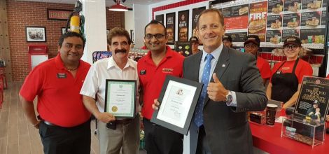 Firehouse Subs Opens in Niagara Falls