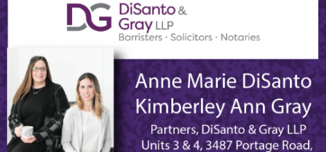 Anne Marie DiSanto & Kim Gray, Partners - DiSanto & Gray LLP