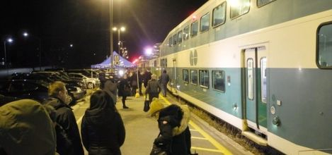 Extended GO Train Service to Niagara Falls