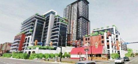 $150 Million Dollar Development Announced in Niagara Falls