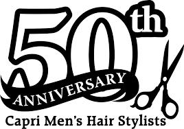 Capri Men's Hairstyling Celebrates 50 Year in Business