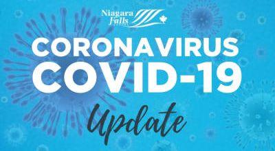 COVID-19 City of Niagara Falls Update: March 23, 2020