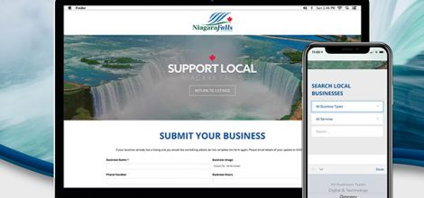 Niagara Falls Buy Local Business Directory NOW ONLINE