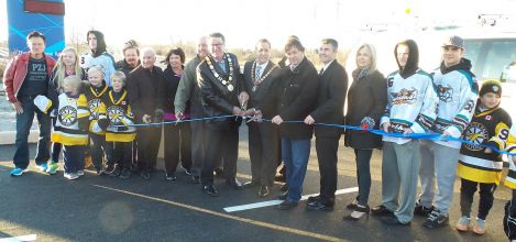 Thorold Stone Road to Gale Centre Officially Open