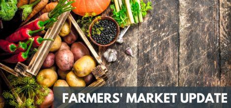 Niagara Falls Farmers' Market Opening Plan
