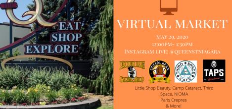 Queen Street Virtual Market