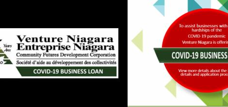 Venture Niagara COVID-19 Business Loan