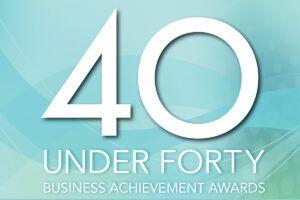 40 Under Forty Niagara Business Achievements Awards