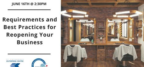 Requirements and Best Practices for Reopening Your Business Webinar