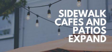 Sidewalk Cafés and Patios Expand across Niagara Falls