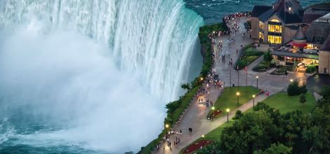 Niagara Parks to Continue Phased Reopening