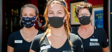 Niagara Regional Council adopts mandatory mask by-law to combat the spread COVID-19