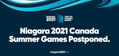 Canada Summer Games - Postponement Announcement