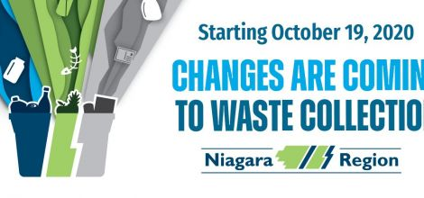 Regional Curbside Waste Collection Changes Starting October 19