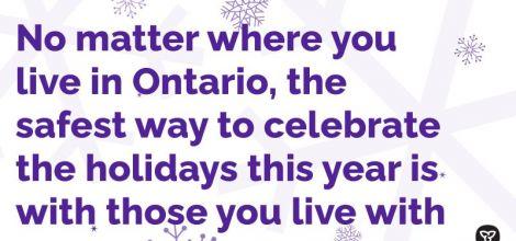 Plan for a Safe Holiday Season